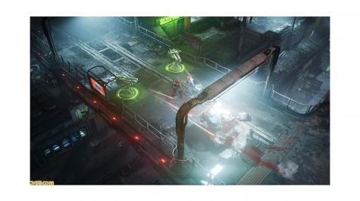 サイバーパンクな世界観で描かれるアクションシューティングRPG『アセント』日本語版が7月30日(金)に発売!