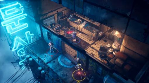 発売迫るサイバーパンクARPG『アセント』日本語版公式トレイラー公開―4人Co-op対応