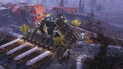 弾薬無限や禁止エリアにC.A.M.P.作成―『Fallout 76』に新機能「Fallout Worlds」が登場!本日よりテストサーバーで公開