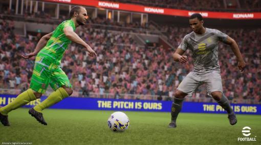コナミ、サッカーゲームのタイトルを『ウイニングイレブン』から『eFootball』に変更。最新作を今年の秋に基本プレイ無料にて配信へ