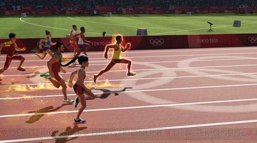 『東京2020オリンピック The Official Video Game』『マリオ&ソニック AT 東京2020オリンピック』が30%オフに!