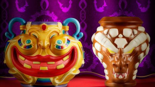 ドラゴン族・封印の壺でコーヒータイム?『遊戯王』2種類の壺が陶芸品に!