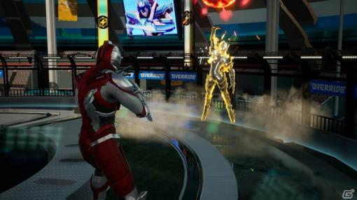「オーバーライド2:スーパーメカリーグ」ULTRAMANのアクションをチェック!トレーラー第3弾が公開