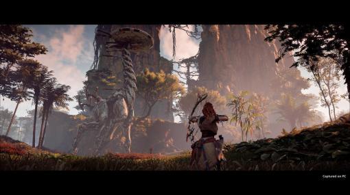 『原神』と『Horizon Zero Dawn』のコラボが発表。Ver.2.1~2.2でアーロイが星5キャラクターとして配布