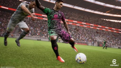 『ウイニングイレブン』に代わる新作『eFootball』マスターリーグなどのオフラインモードは、追加DLCとして販売へ