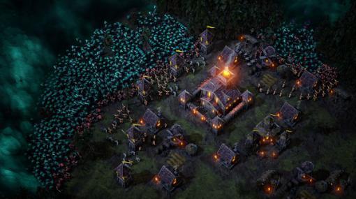 建設&RTSサバイバル『Age of Darkness : Final Stand』2021年秋早期アクセスでリリース―押し寄せる数万の軍勢から生き延びろ