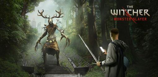 基本無料モバイルAR RPG『ウィッチャー モンスタースレイヤー』iOS/Android向けにリリース―『ポケモンGo』『DQウォーク』に続くか?