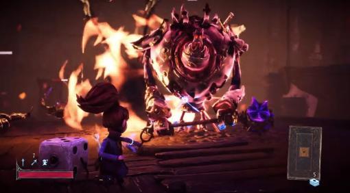 EA、新作アクション「Lost in Random」を北米で9月10日発売決定! カードを使う戦闘システムも明らかに