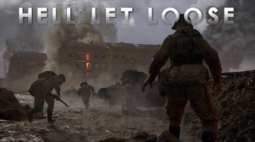 50vs50第二次世界大戦FPS『Hell Let Loose』ソ連軍も参戦する東部戦線トレイラー!