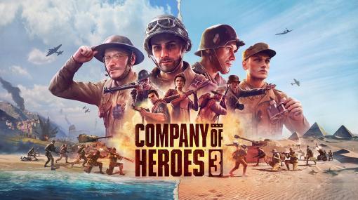 「Company of Heroes 3」,Steam向けに2022年に発売決定。日本語字幕に対応したアナウンストレイラーとゲームプレイトレイラーが公開