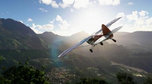 まもなく発売のXSX版『Microsoft Flight Simulator』4Kプレイ映像! 家庭用ゲーム機もここまで来た