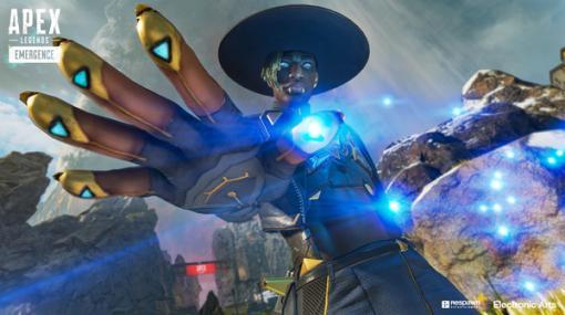 『Apex Legends』新レジェンド「シーア」が登場するシーズン10「エマージェンス」ゲームプレイトレイラー!