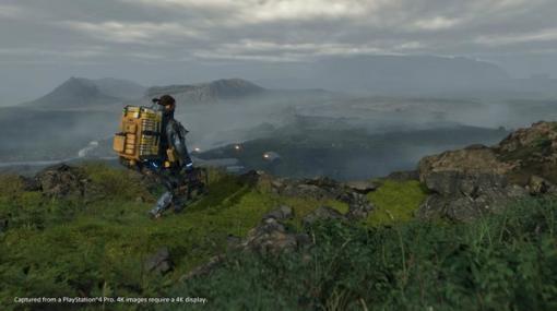 『DEATH STRANDING』全世界売上500万本を達成―PC/PS4版を合わせた2021年3月時点での累計
