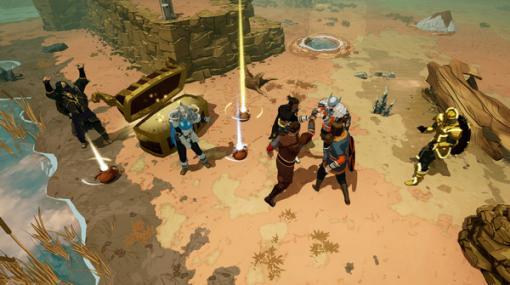 10人Co-op対応のアクションRPG『Tribes of Midgard』ローンチトレイラー公開―採集、建築、戦闘…究極のヴァイキングを目指す