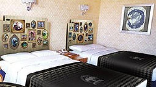 ディズニーアンバサダーホテルに「ツイステ」仕様の客室とケーキセットが10月1日より期間限定で登場
