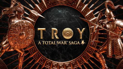"「Total War Saga: Troy」,9月2日にSteamでリリース。最新DLC""Mythos""なども同日発売&セールの実施を予告"