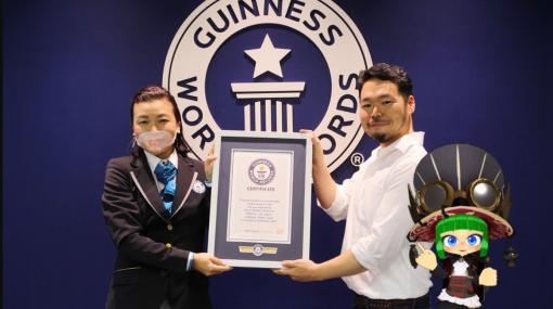 「バーチャルマーケット」がバーチャルリアリティマーケットイベントにおけるブースの最多数としてギネス世界記録に認定!