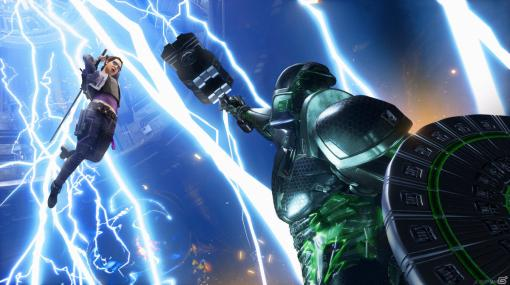 「Marvel's Avengers」のアップデート「オメガレベルの脅威:家族再会」が配信!マルチプレイ用メガハイブミッションが登場