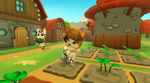 猫ちゃんたちの集落を管理する『Catizens』ゲームプレイ紹介トレイラー!