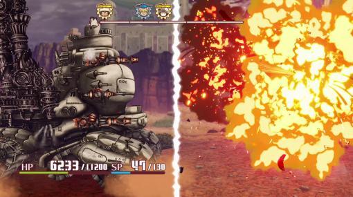 「戦場のフーガ」レビュー 時には命すら代償に。戦場を巨大戦車1台で生き抜く子供たちをシンプルかつシビアに描くSRPG