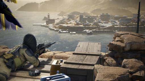PS4版「Sniper Ghost Warrior Contracts 2」が本日発売。ローンチトレイラー公開と,Twitterキャンペーンが開催