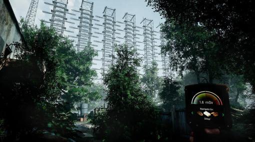 チェルノブイリサバイバルRPG『Chernobylite』が正式リリース。3Dスキャンで再現された廃遊園地や原子力発電所を探索