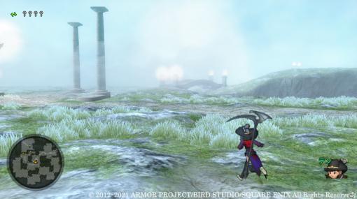 「ドラゴンクエストX 天星の英雄たち オンライン」の冒険の舞台「浮遊都市」や新たに登場する天使・ユーライザ(CV:石川由依)を紹介