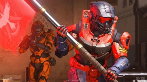 『Halo Infinite』戦闘やカスタマイズの様子が確認できる技術プレビュー映像!テストプレイの日程詳細も公開