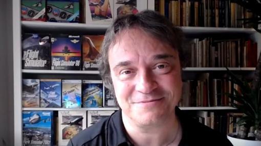 「Microsoft Flight Simulator」開発ヘッドJorg Neumann氏インタビューついにエアレース来るか!? ヘリは2022年に。今後も圧倒的なボリュームでアップデートを計画中!