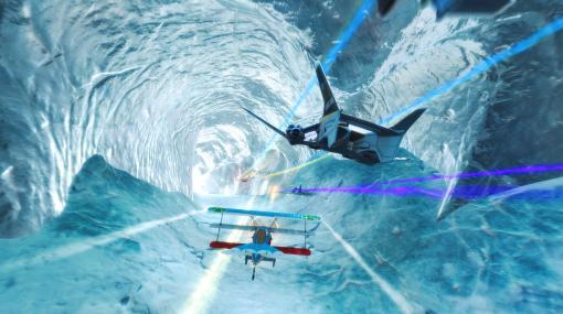 最速で空を駆け抜けろ! 戦闘機レースアクション「スカイドリフト インフィニティ」本日発売