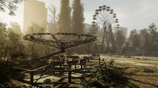 チェルノブイリを舞台にしたサバイバルホラーFPS『Chernobylite』PC版が正式リリース。3Dスキャンを駆使して表現されたリアルな原発事故の現場を体験できる