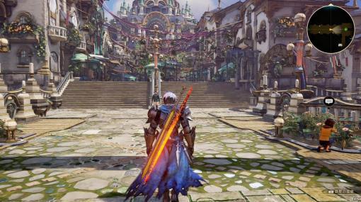 「テイルズ オブ アライズ」のスキットは3D表現に進化!旅の体験やミニゲーム要素、DLCも紹介