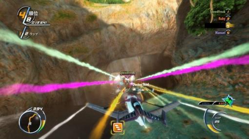 CPU殺意高いよ!最速ボコボコのアクションエアレース『Skydrift Infinity』―幅広いプレイヤーが楽しめる【プレイレポ】