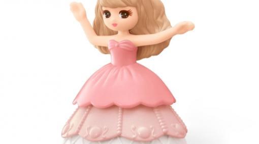テーマは「ゆめかわ」! ハッピーセット「リカちゃん」8月6日から発売3段階にドレスアップ&ヘアアレンジできる!