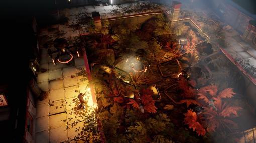 SFディストピアRPG『Encased』9月7日に正式リリースへ。荒廃した世界を自由に生き、希少な遺物を追う
