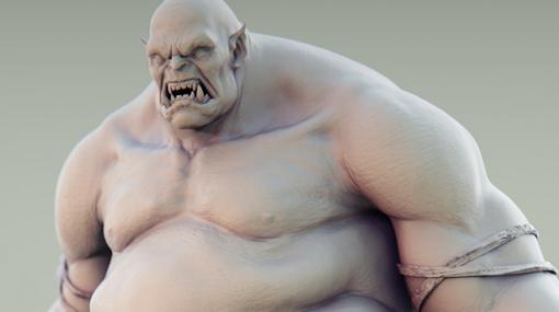 Vol.37 Ogre phantom beast [オーガ 幻獣] ~Concept Model - 連載