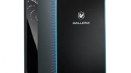 Core i7とRTX 3070搭載、4K解像度まで遊べるデスクトップPC『GALLERIA XA7C-R37』【電撃ベストバイ2021】