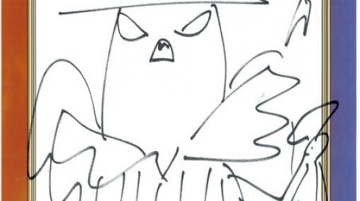 『ディシディアFF オペラオムニア』公式番組『オペオペEX』声優の森下由樹子さんと大和田仁美さんが描いた#17~20までの作品を展示!