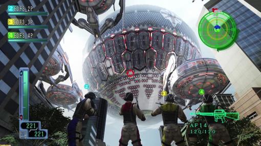 『地球防衛軍3 for Nintendo Switch』のプロモーションムービーが公開。『地球防衛軍4.1 THE SHADOW OF NEW DESPAIR』が2022年にSwitchで発売されることが明らかに!