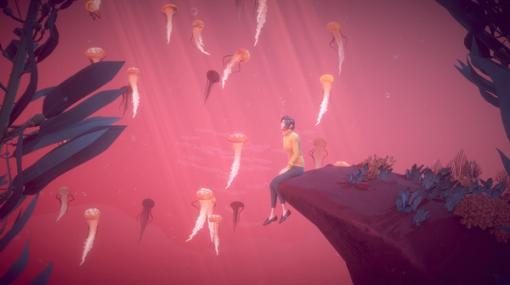 母娘の深い愛を幻想的に描くアドベンチャーゲーム『A Memoir Blue』トレイラー!