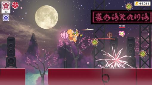 2D花火アクション『夏まつりのハナビィ』―ミニゲーム「花札チャレンジ」はそれ単体でも延々と遊べてしまうほど楽しい【開発者インタビュー】