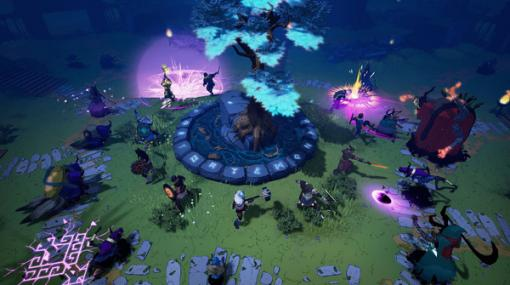 ヴァイキングARPG『Tribes of Midgard』の売上が早くも25万本を突破―巨人討伐数と同数の植樹も実施