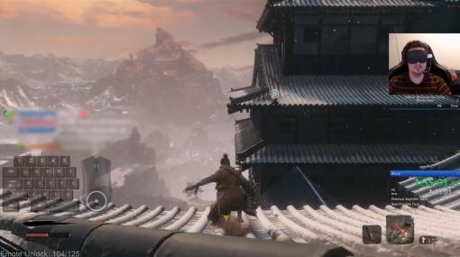 "『SEKIRO: SHADOWS DIE TWICE』を""目隠しクリア""するスピードランナー出現。記憶と経験、音を頼りに戦国を駆けた修羅"