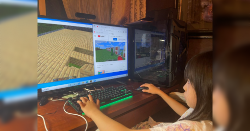 小3の娘は、自由研究で自作PCを作ってマイクラやっていて、これぞ令和の小学生「人生2周目かな」「半導体も自作してそう」 - Togetter
