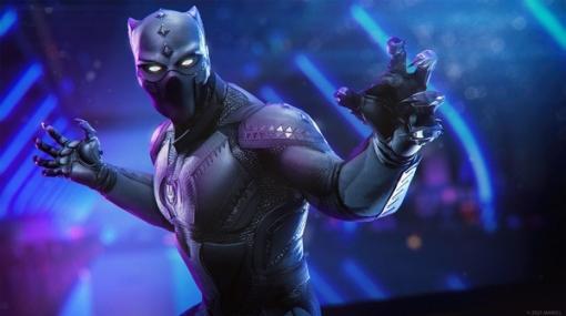 『Marvel's Avengers』ブラックパンサーのコスチューム紹介―8月18日配信の「ワカンダの戦い」で登場