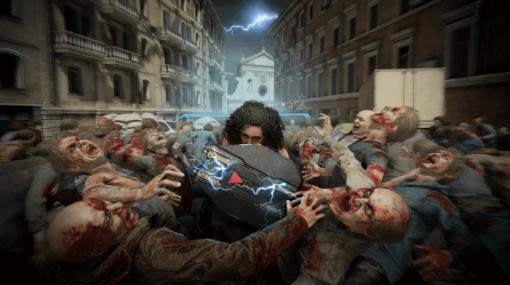 4人協力型ゾンビシューティングゲーム『World War Z: Aftermath』の発売日が9月21日に決定。あわせてNintendo Switch版『World War Z』の発売時期も発表