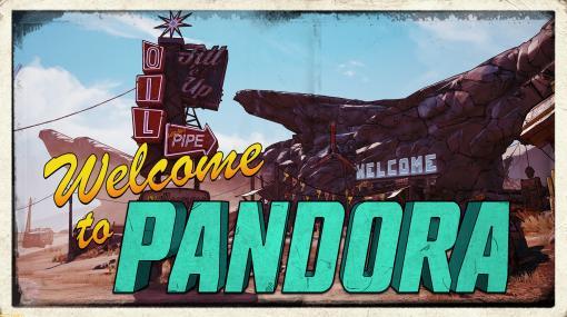 """『ボーダーランズ3』DLC""""ディレクターズ・カットでヒャッハーだ!""""のヴォルトカード2""""パンドラへようこそ""""が配信"""