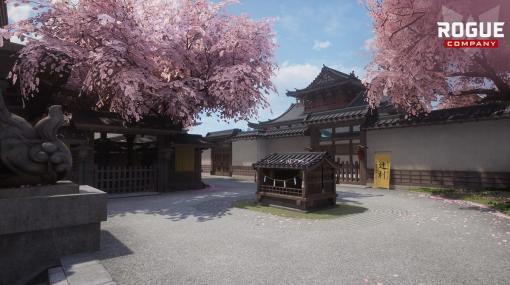 基本プレイ無料TPS『Rogue Company』と「京都市」が異色のコラボ。色鮮やか二条城の本丸御殿で銃撃バトルを繰り広げよ