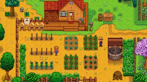 田舎暮らしシム『Stardew Valley』がXbox Game Passに対応決定!今秋登場予定