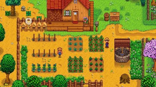 農場生活シミュレーションゲーム『Stardew Valley』が今秋「Xbox Game Pass」に追加へ。「これを機に多くの人に触れてもらいたい」と作者もコメントを発表